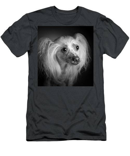 Chinese Crested - 04 Men's T-Shirt (Athletic Fit)