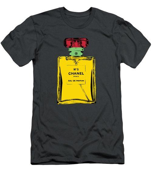 Chnel 2 Men's T-Shirt (Athletic Fit)