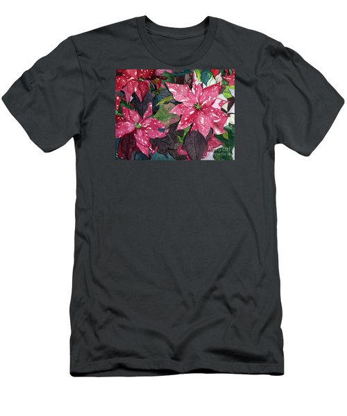 Christmas Beauty Men's T-Shirt (Athletic Fit)