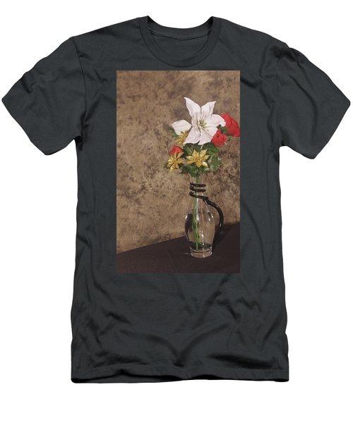 Christmas Pitcher Men's T-Shirt (Athletic Fit)