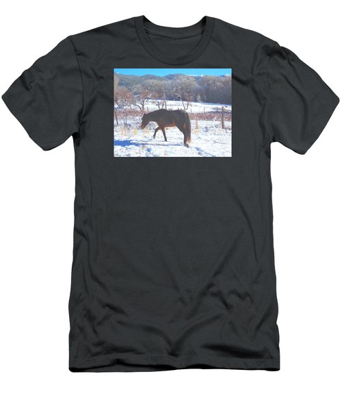 Christmas Roan El Valle I Men's T-Shirt (Athletic Fit)