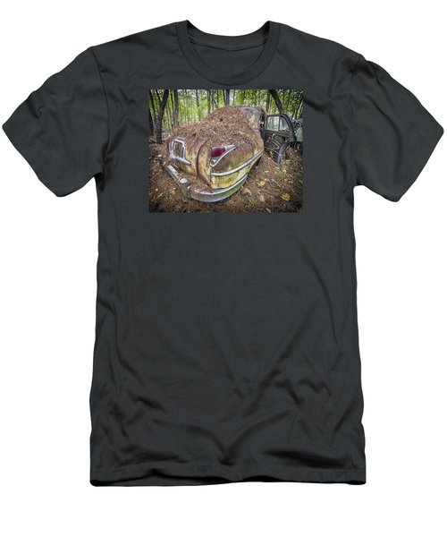 Chrysler In Decay Men's T-Shirt (Athletic Fit)