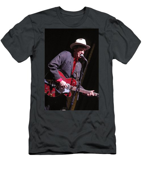 Chuck Mead Men's T-Shirt (Slim Fit) by Jim Mathis