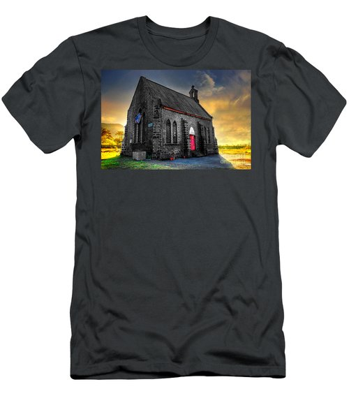Church Men's T-Shirt (Athletic Fit)