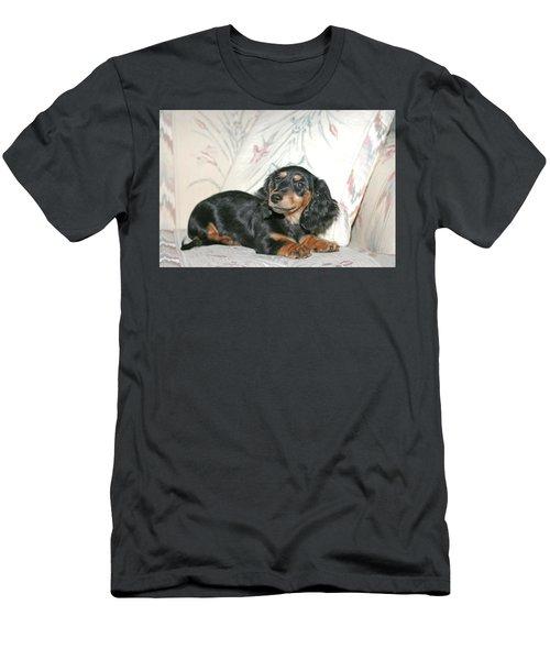 Cinder Men's T-Shirt (Athletic Fit)