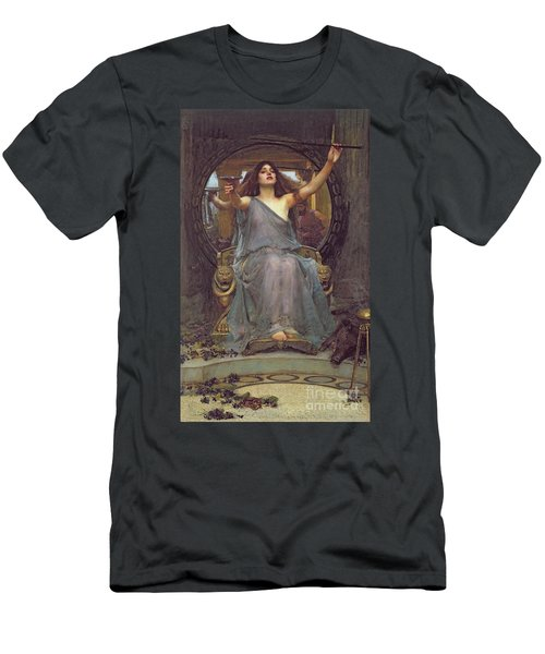 Circe Offering The Cup To Ulysses Men's T-Shirt (Athletic Fit)