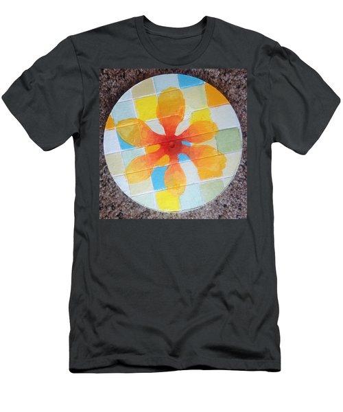 Circle For Daud Men's T-Shirt (Athletic Fit)