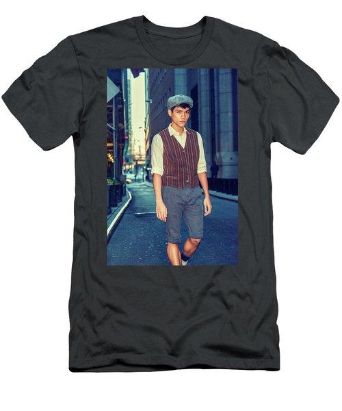 City Boy Men's T-Shirt (Athletic Fit)