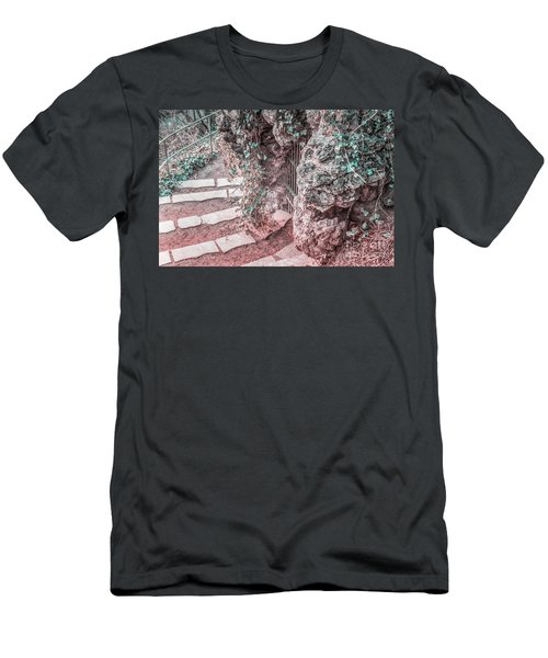 City Grotto Men's T-Shirt (Athletic Fit)