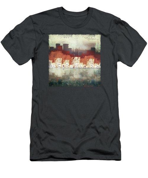 City Rain Men's T-Shirt (Athletic Fit)
