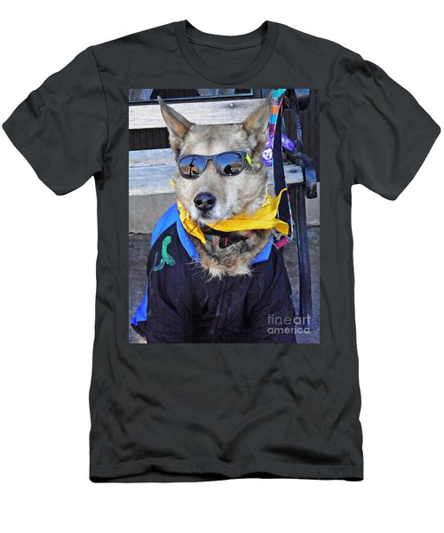 Citydog Men's T-Shirt (Athletic Fit)