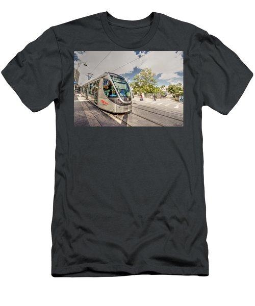 Citypass Men's T-Shirt (Athletic Fit)