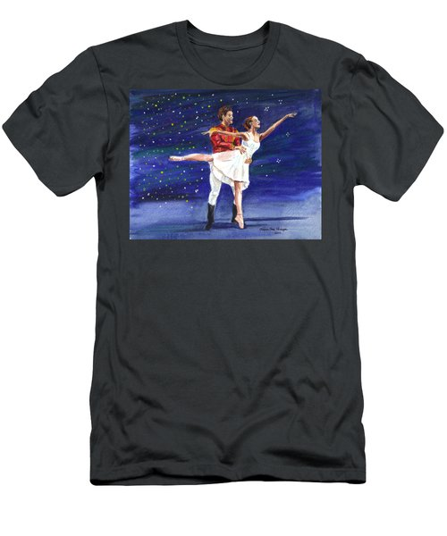 Clara's Nutcracker Men's T-Shirt (Athletic Fit)