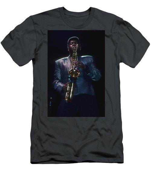 Clarence Clemons Men's T-Shirt (Athletic Fit)