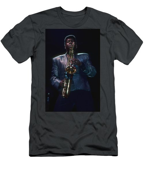 Clarence Clemons Men's T-Shirt (Athletic Fit)
