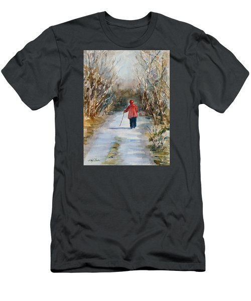 Clare's Lane Men's T-Shirt (Athletic Fit)