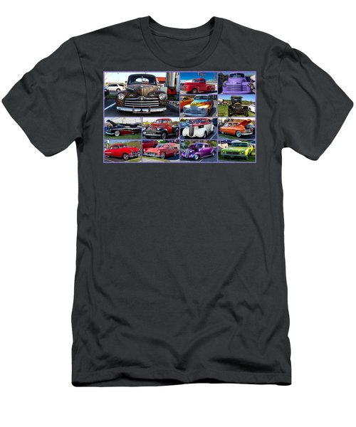 Classic Cars Men's T-Shirt (Athletic Fit)