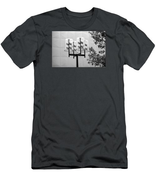 Classic Nicollet Mall Street Lamp Men's T-Shirt (Athletic Fit)