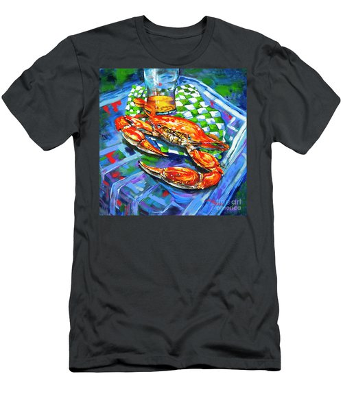 Claw Daddy Men's T-Shirt (Athletic Fit)