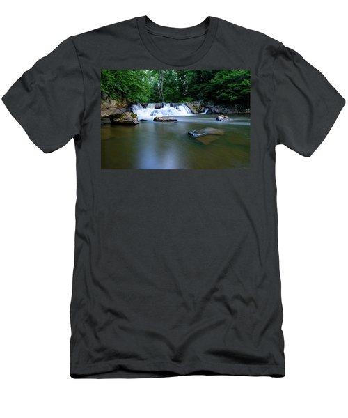 Clear Creek Men's T-Shirt (Athletic Fit)