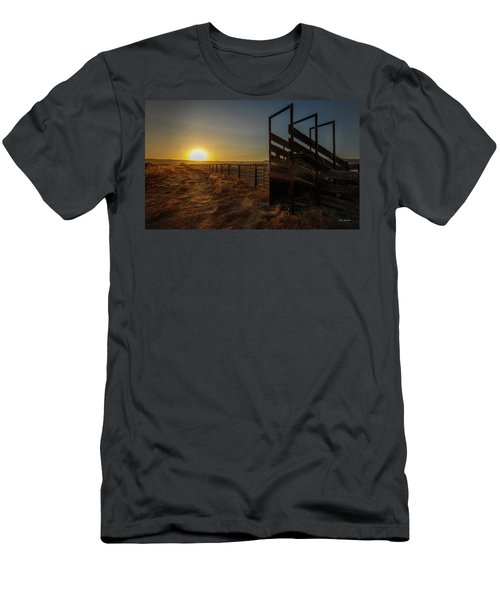 Clear Day Coming Men's T-Shirt (Athletic Fit)