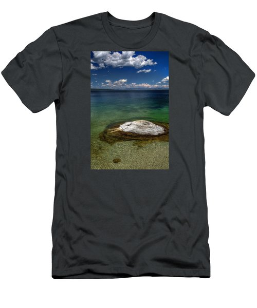 Clear Water Men's T-Shirt (Athletic Fit)