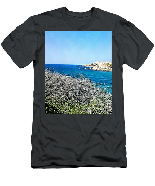 Cliff  Men's T-Shirt (Athletic Fit)