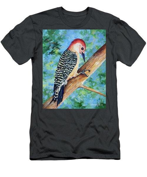 Climbing Men's T-Shirt (Athletic Fit)