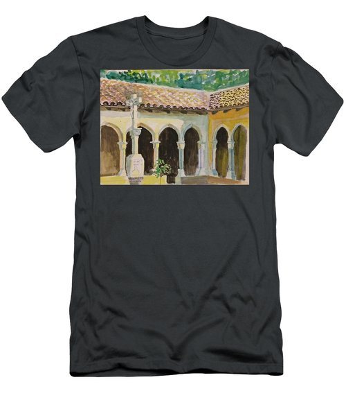 Cloister, Nyc Men's T-Shirt (Athletic Fit)