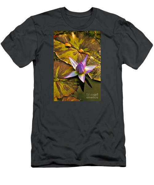 Closing For The Night Men's T-Shirt (Slim Fit) by Michael Cinnamond
