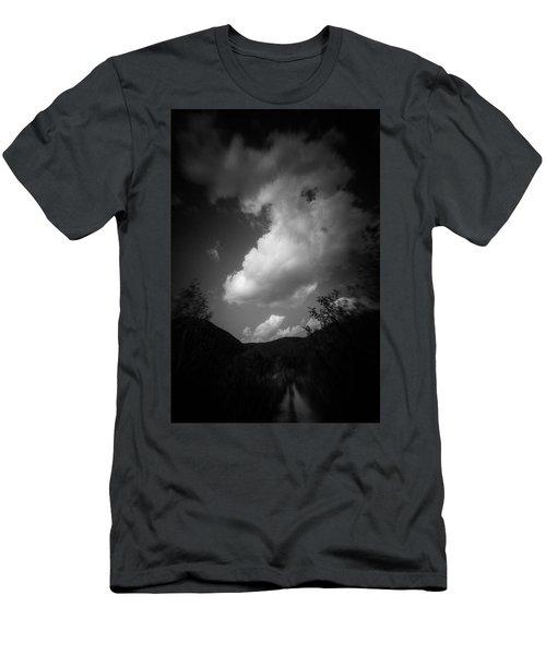 Cloud #2186 Men's T-Shirt (Athletic Fit)