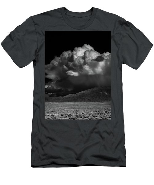 Cloud Burst Men's T-Shirt (Athletic Fit)