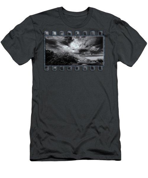 Cloud Drama H07 Men's T-Shirt (Athletic Fit)