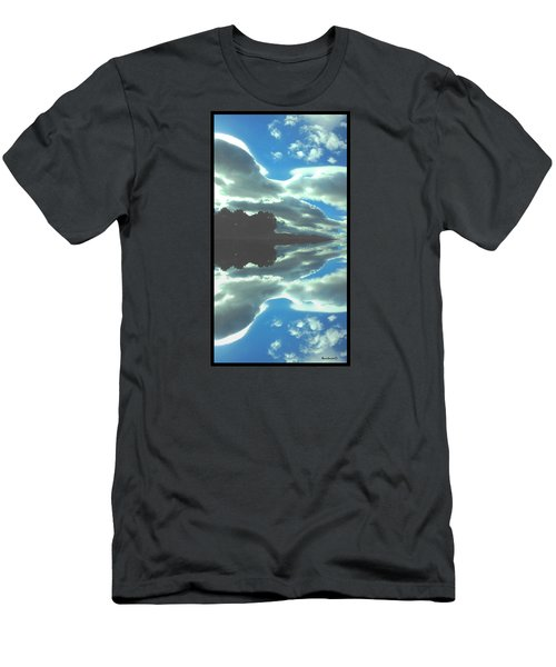 Cloud Drama Reflections Men's T-Shirt (Athletic Fit)