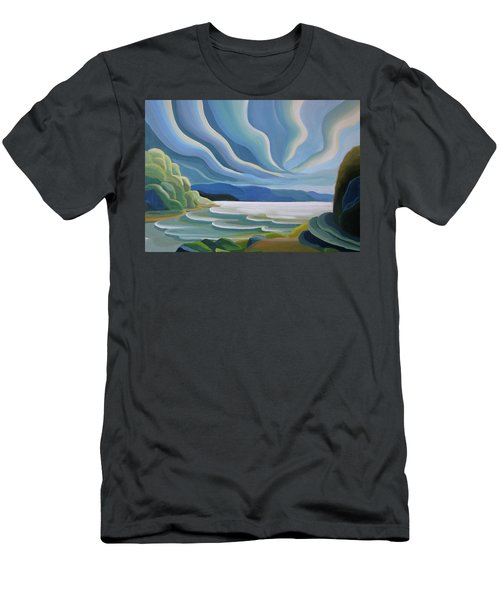 Cloud Forms Men's T-Shirt (Athletic Fit)