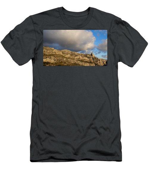 Cloud Kiss Men's T-Shirt (Athletic Fit)
