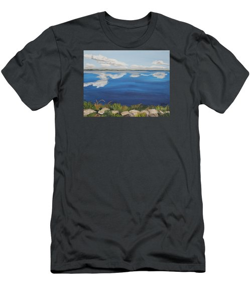 Cloud Lake Men's T-Shirt (Athletic Fit)