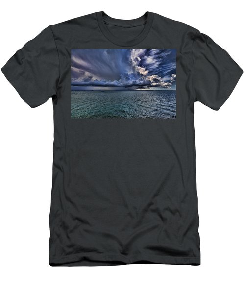 Cloudburst Men's T-Shirt (Slim Fit) by Douglas Barnard