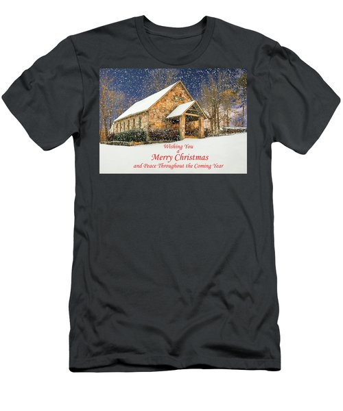 Cloudland Presbyterian Church  Men's T-Shirt (Athletic Fit)