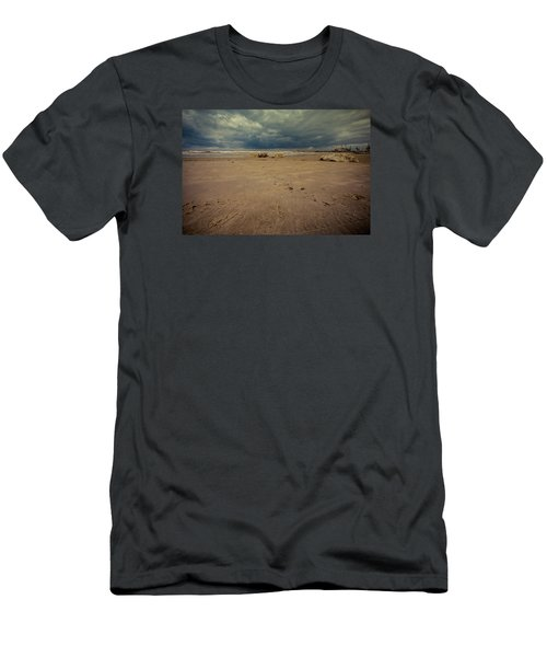 Clouds And Sand Men's T-Shirt (Athletic Fit)