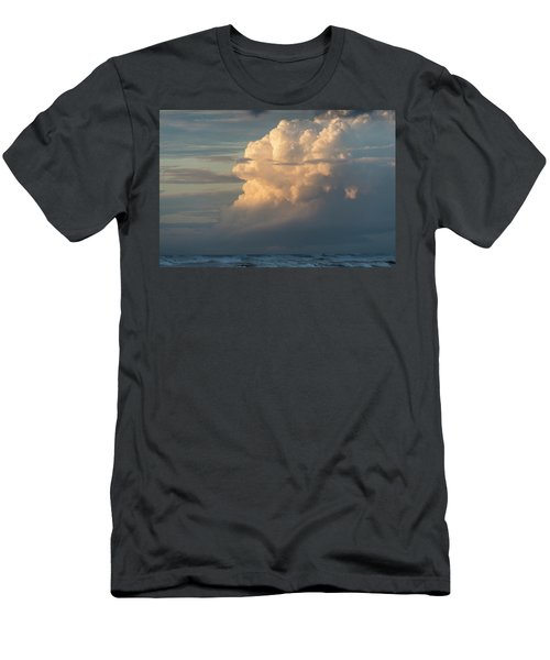 Clouds And Surf Men's T-Shirt (Athletic Fit)