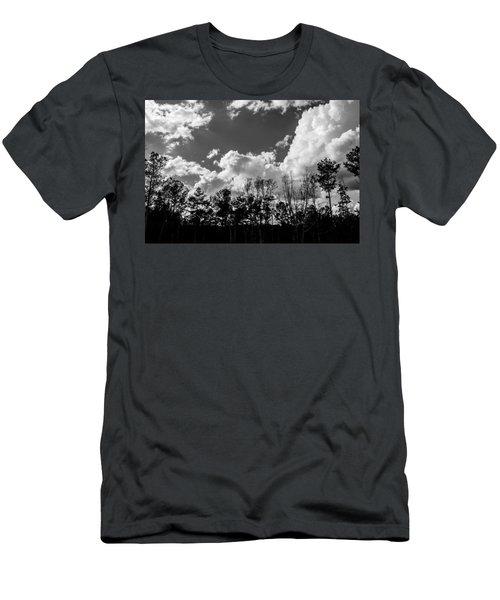 Clouds Men's T-Shirt (Athletic Fit)