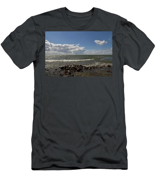 Clouds Over Sea Men's T-Shirt (Athletic Fit)
