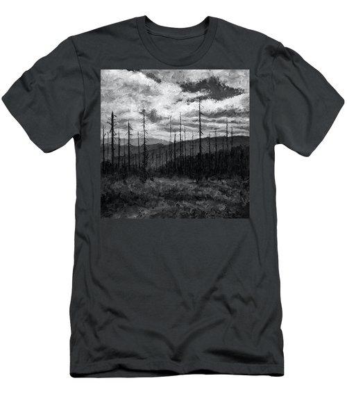 Cloudscape 3 Men's T-Shirt (Athletic Fit)