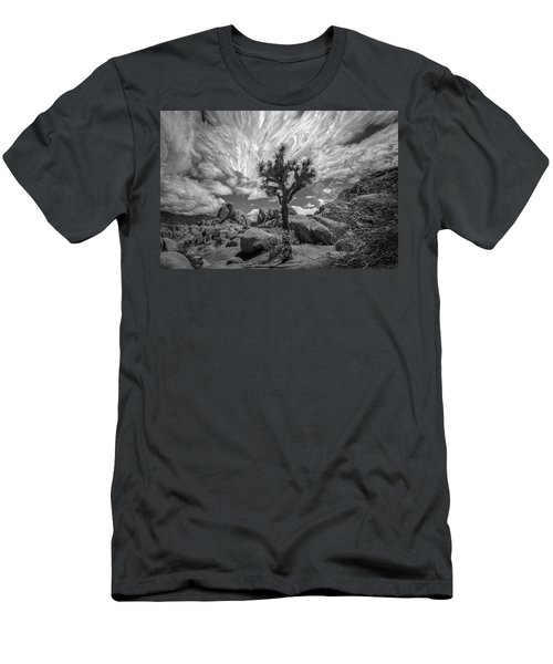 Cloudscapes 3 Men's T-Shirt (Athletic Fit)