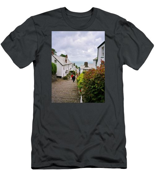 Clovelly High Street Men's T-Shirt (Athletic Fit)