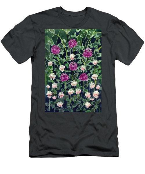 Clover Men's T-Shirt (Athletic Fit)
