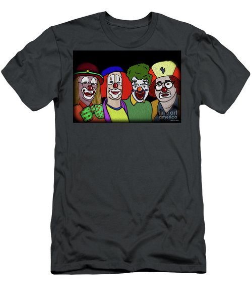 Clowns Men's T-Shirt (Athletic Fit)