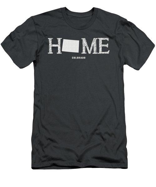Co Home Men's T-Shirt (Athletic Fit)