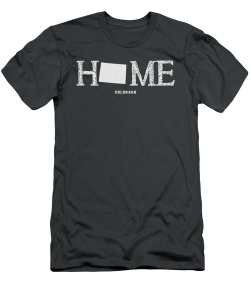 Co Home Men's T-Shirt (Athletic Fit)